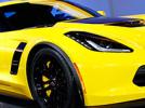 Corvette en colère