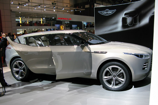 Aston Martin Lagonda Limousine