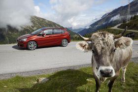 BMW Série 2 Active Tourer : le monospace BMW 218d de 150 ch à l'essai