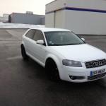 Audi A3 TDI 140