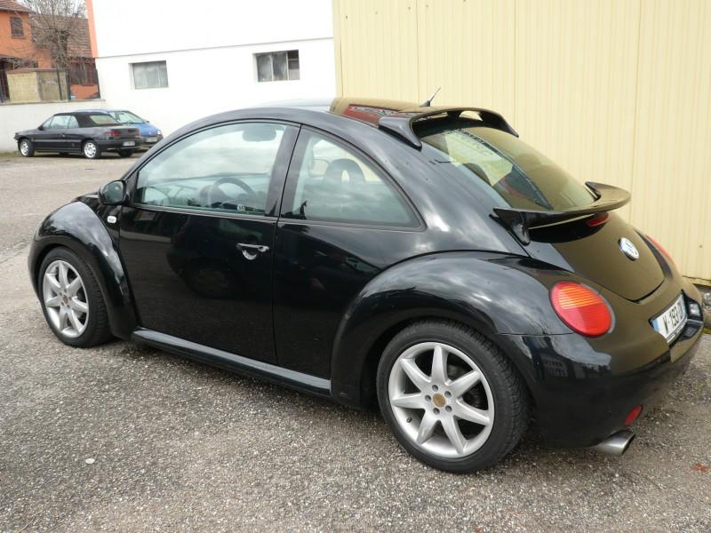 volkswagen new beetle noire boite automatique. Black Bedroom Furniture Sets. Home Design Ideas