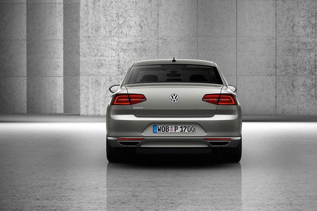 Volkswagen Passat     Plus de style, plus de luxe