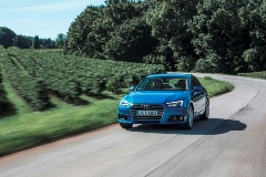 La meilleure dans sa catégorie : La nouvelle Audi A 4