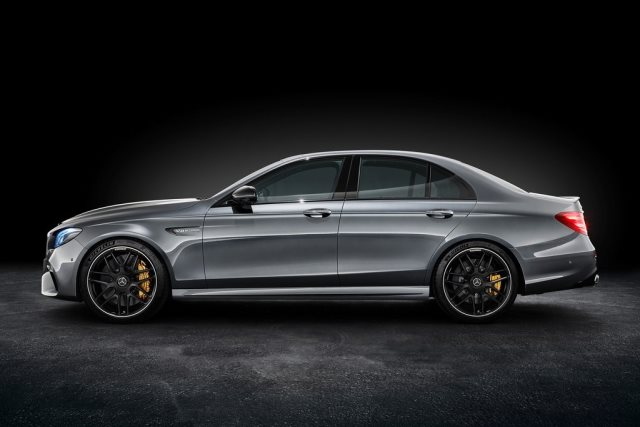 Mercedes E 63 AMG 4Matic+