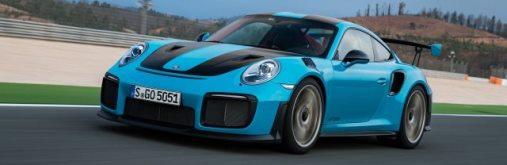 Tueuse… d'ego Porsche 911  GT2