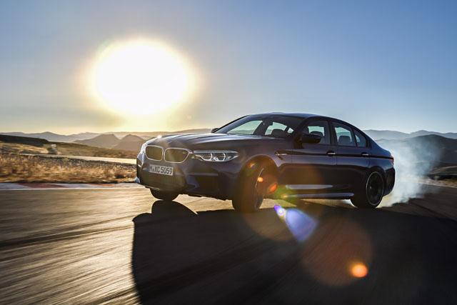 BMW M5 La plus business des hyper-sportives !